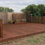 Carpenter wood work, garden decking fence, handyman